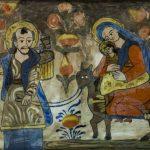 Ucieczka do Egiptu, ze zbiorów Muzeum Narodowego w Krakowie