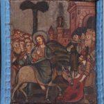 Wjazd do Jerozolimy, ze zbiorów Muzeum Zamek w Łańcucie