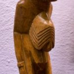 Posążek Moai kava-kava (bóstwo głodu)