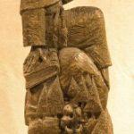 Św. Jan z Dukli-rzeźba B. Kędzierski, fot. G. Stec