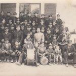 Orkiestra Związku Zawodowego Kolejarzy Rzeszoww 1927 fot ze zbioru Jana Robaka701