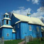 Cerkiew w Walówce. Fot. J. Puchalska