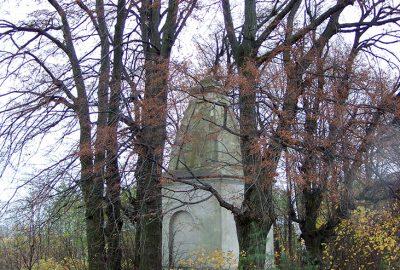Kaplica pw. św. Rocha w Niechobrzu